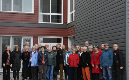 Wolf Willow Cohousing Members
